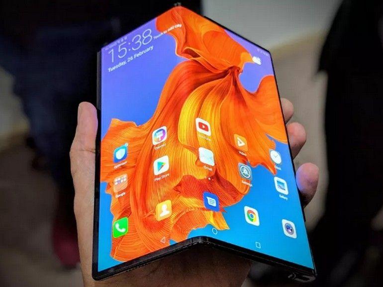 Huawei Mate V : déjà une première image du nouveau smartphone pliant ?