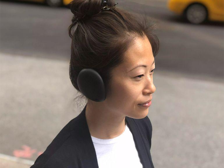 Human Headphones, prise en main du premier casque Bluetooth sans arceau