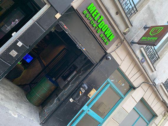 Idée de sortie à Paris : le Meltdown, temple du eSport
