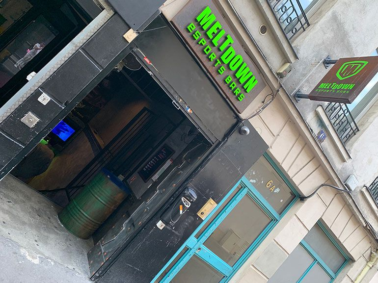 Idée de sortie à Paris : le Meltdown, temple du eSport