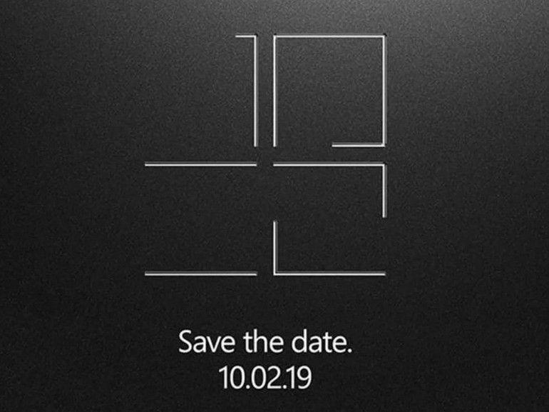 Conférence Microsoft du 2 octobre : les nouveautés Surface en vedette ?