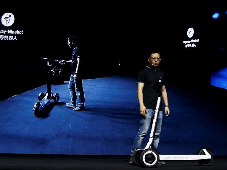 Ninebot KickScooter T60 : une trottinette qui peut se rendre « seule » à sa station de charge