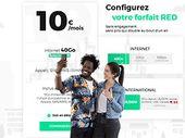 RED by SFR : les (vrais) bons plans forfaits mobile et fixe de la semaine