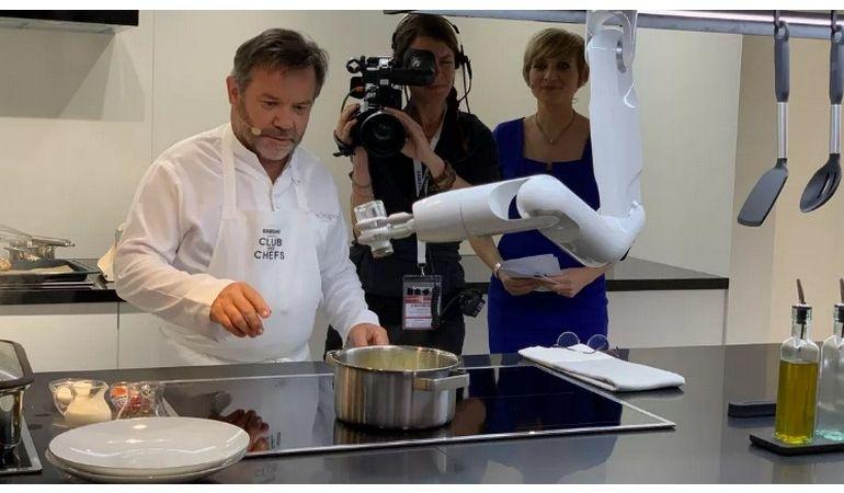 On a cuisiné avec le robot-chef de Samsung