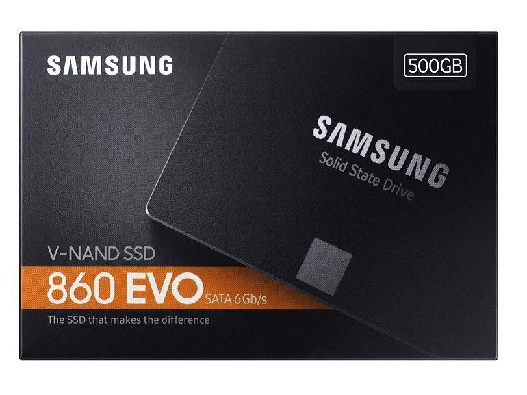 Bon plan : le SSD Samsung EVO 860 (500 Go) passe à seulement 69€ sur Amazon