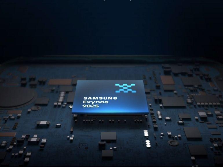 Samsung officialise la puce Exynos 9825 que l'on devrait retrouver sur le Galaxy Note 10