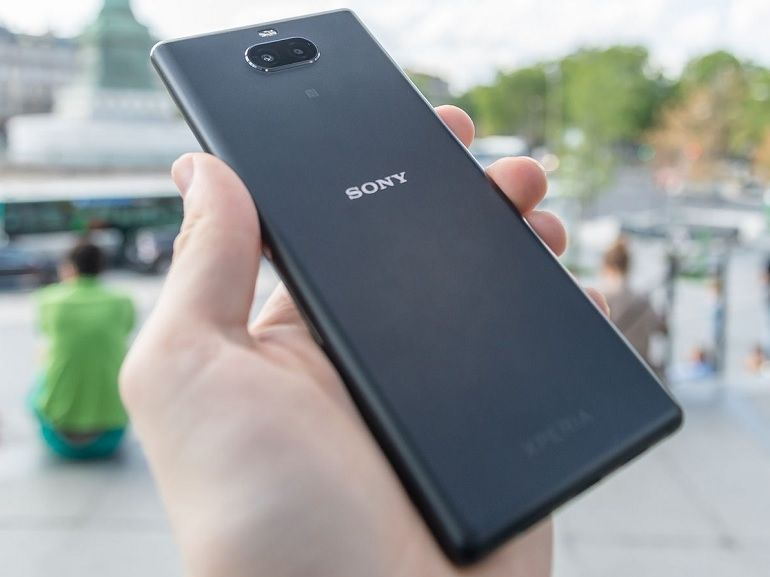 Test - Sony Xperia 10 : plus qu'un simple écran 21:9 ?