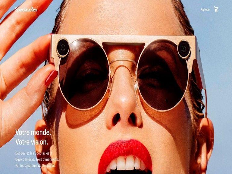 Spectacles 3 : les nouvelles lunettes de soleil connectées de Snapchat débarquent