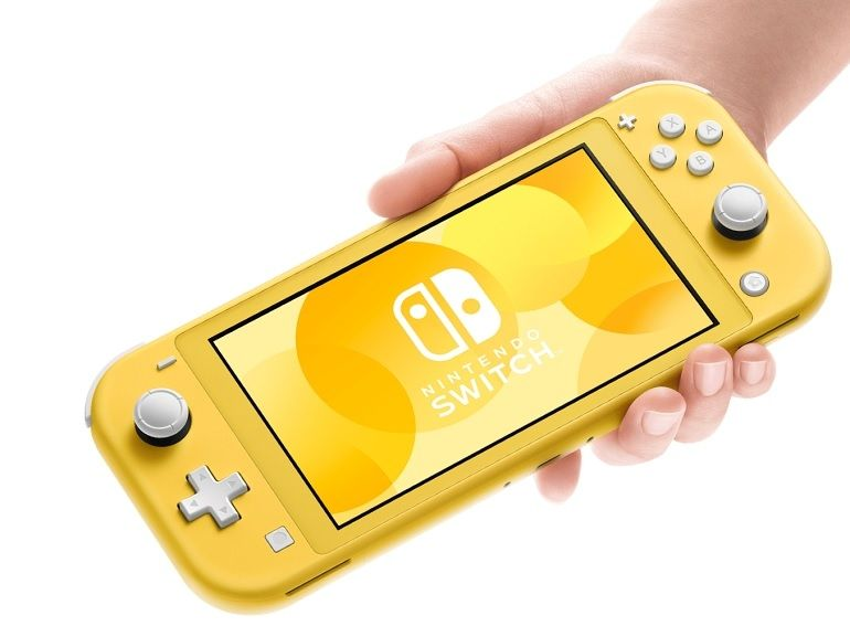 La Nintendo Switch Lite est disponible en précommande à 199 euros