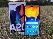 Test - Samsung Galaxy A20e : l'essentiel ne suffit pas