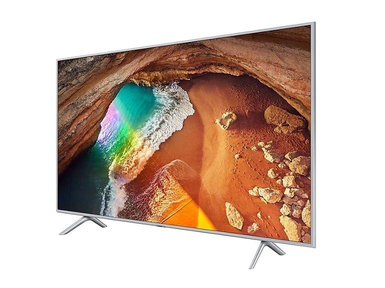Boulanger : le téléviseur Samsung QLED, 65 pouces est proposé à 1290€ au lieu de 1690