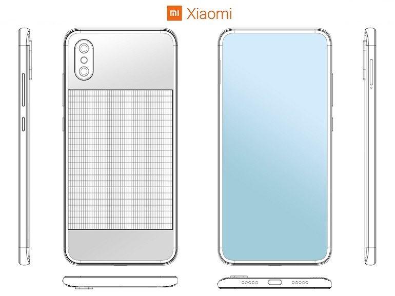 Xiaomi préparerait un smartphone avec des panneaux solaires