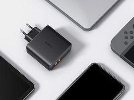 Aukey Dynamic Detect : la charge multiple, rapide et efficace pour tous vos appareils