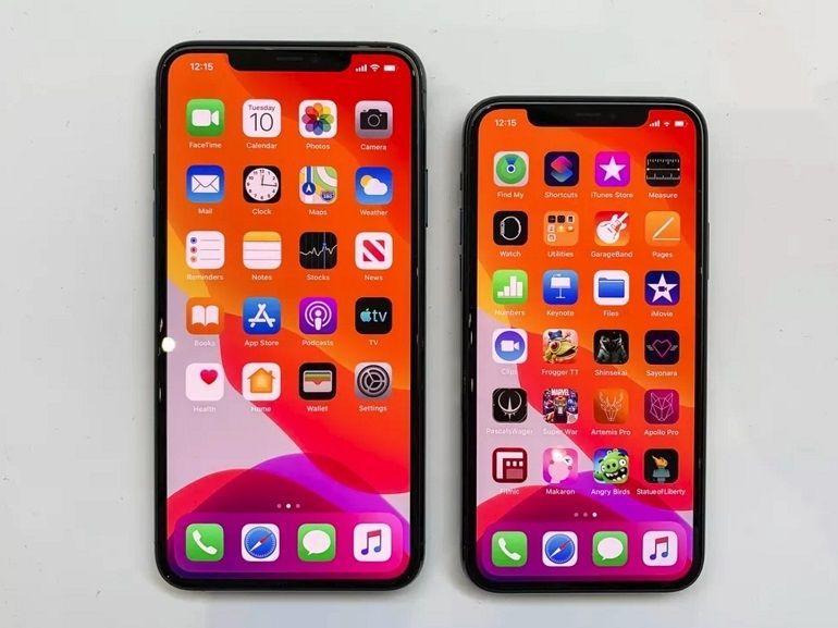 iPhone 2020 : l'encoche vivrait ses dernières heures