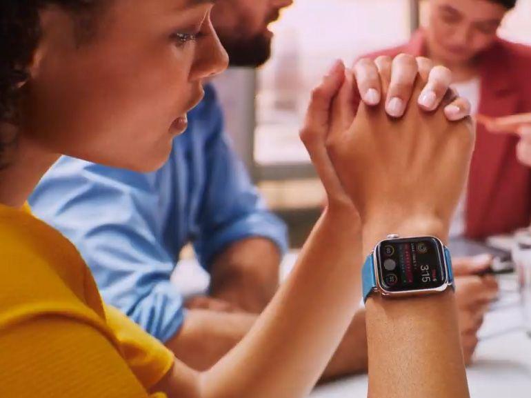 L'Apple Watch Series 5 est officielle