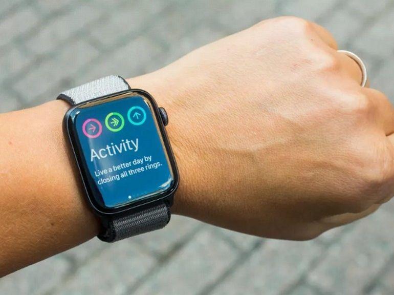 Apple a apporté une évolution majeure à la batterie de l'Apple Watch Series 5