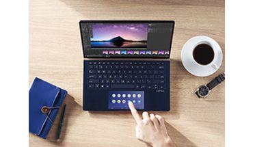 Asus généralise le double écran sur ses Zenbook