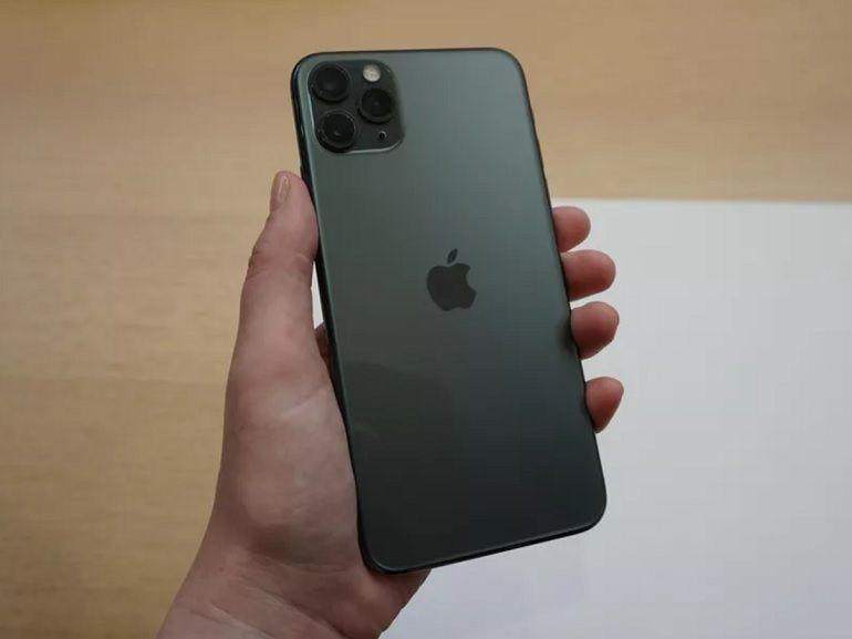 iPhone : un logo personnalisable qui s'illumine pour indiquer les notifications ?