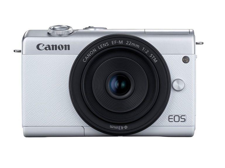Canon dévoile ses nouveaux hybrides EOS M200 et EOS M6 Mark II