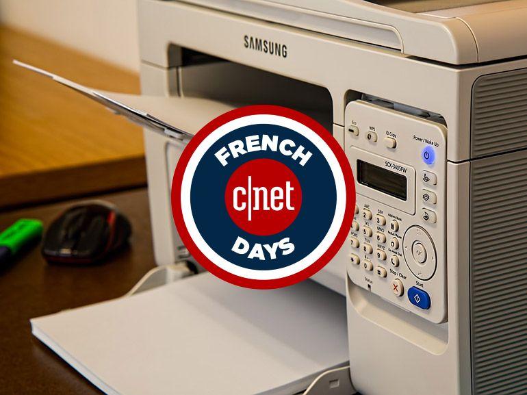 French Days 2020 : les imprimantes et multifonction encore en promo ce week-end