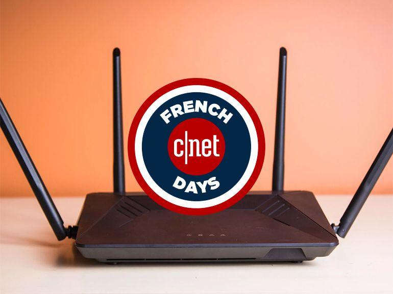 French Days du réseau : les dernières offres de routeurs ou systèmes Wifi