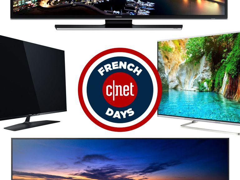 French Days 2020 : TV OLED, LCD, QLED... les meilleures bons plans sur les téléviseurs