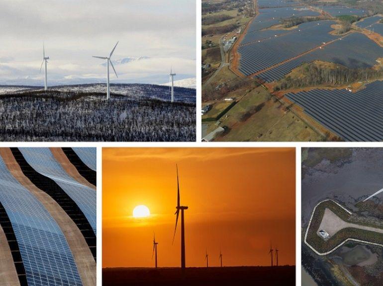 Google augmente ses investissements dans le solaire et l'éolien