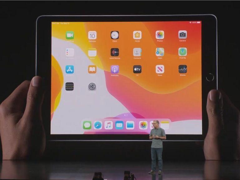 iPad 10.2 pouces : une nouvelle tablette à moins de 400 euros présentée par Apple