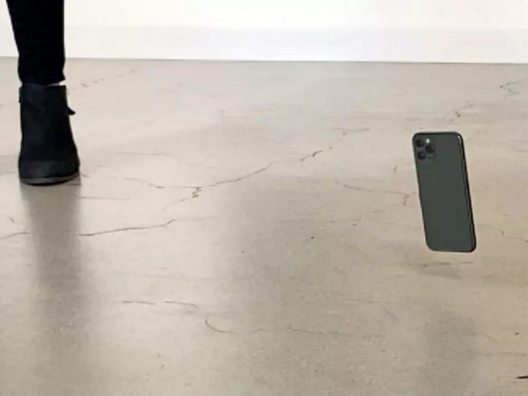 iPhone 11 et iPhone 11 Pro : le crash test