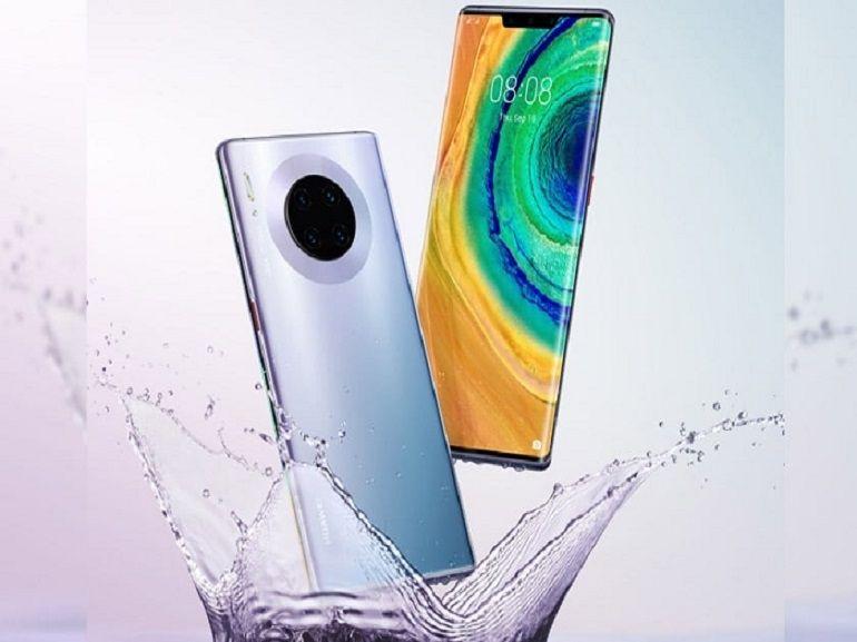 Mate 30 : voici à quoi ressembleraient les quatre derniers smartphones de Huawei