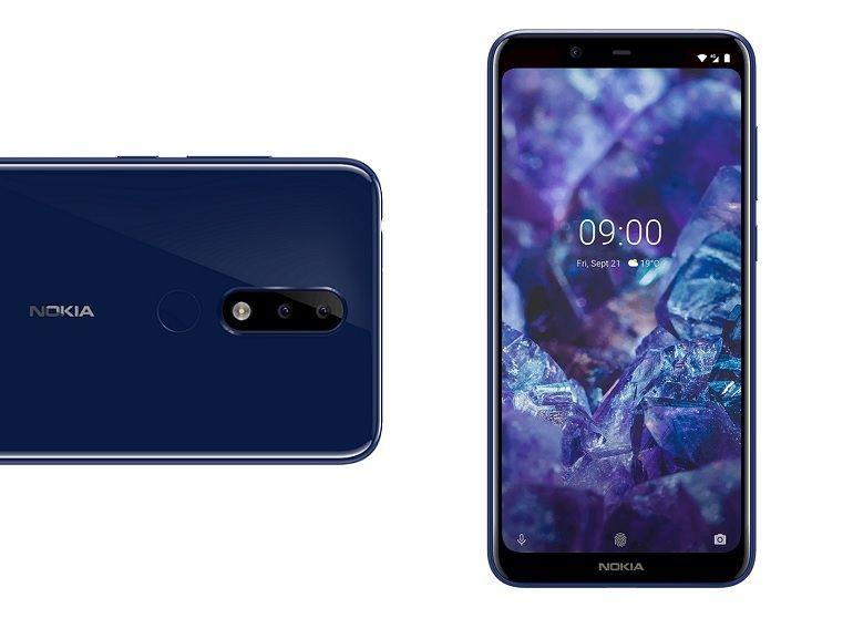 Bon plan : le Nokia 5.1 Plus, 32 Go à seulement 109€