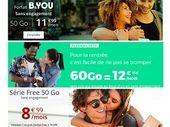 RED by SFR, Free Mobile ou B&You : on refait le match du meilleur forfait mobile de la semaine