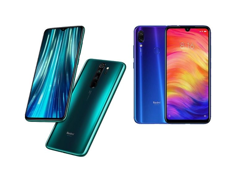Xiaomi Redmi Note 8 Pro vs Redmi Note 7 : ce que l'on gagne, ce que l'on perd