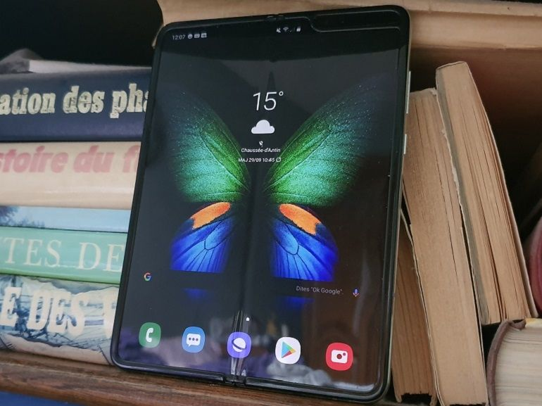 Test - Samsung Galaxy Fold : une démonstration technique réussie mais perfectible