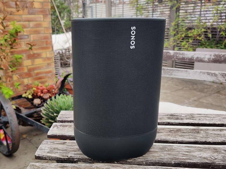 Sonos Move : la première enceinte portable de la marque est disponible, nos impressions