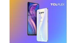 IFA 2019 : TCL Plex, un triple capteur photo pour le premier smartphone de la marque