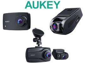 Aukey: -30% sur les dashcams et leurs accessoires