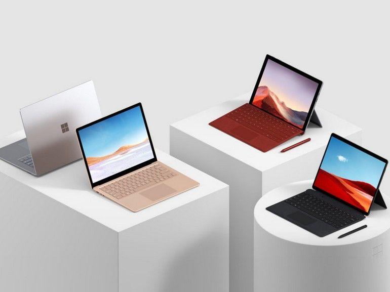 Surface Pro 7, Pro X et Laptop 3 : découvrez les nouveautés Microsoft de cette fin d'année