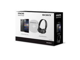 Bon plan : Sony Xperia L3 + casque audio à 159€, seulement