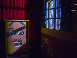 Halloween, idée de sortie à Paris : escape game Freak Show, le cirque de l'angoisse