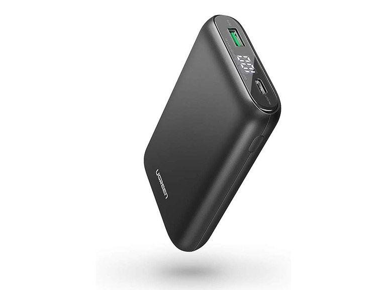Bon plan : une batterie externe 10000 mAh avec deux sorties USB à 12,99€