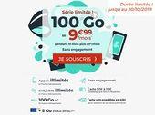 Forfait mobile : l'offre 100 Go de Cdiscount Mobile à 10 euros au lieu de 20