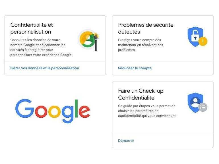 Google : de nouvelles fonctions pour reprendre (un peu) le contrôle sur vos données