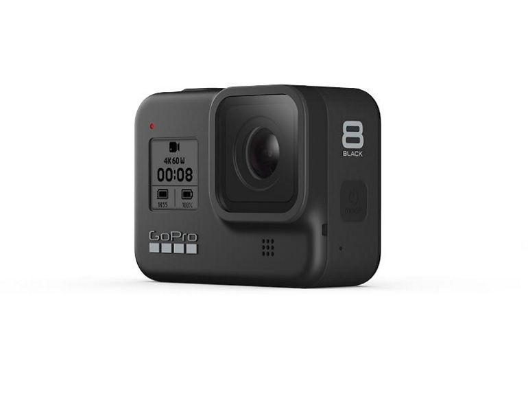 Les GoPro Hero8 Black et Max (360°) sont disponibles en précommande