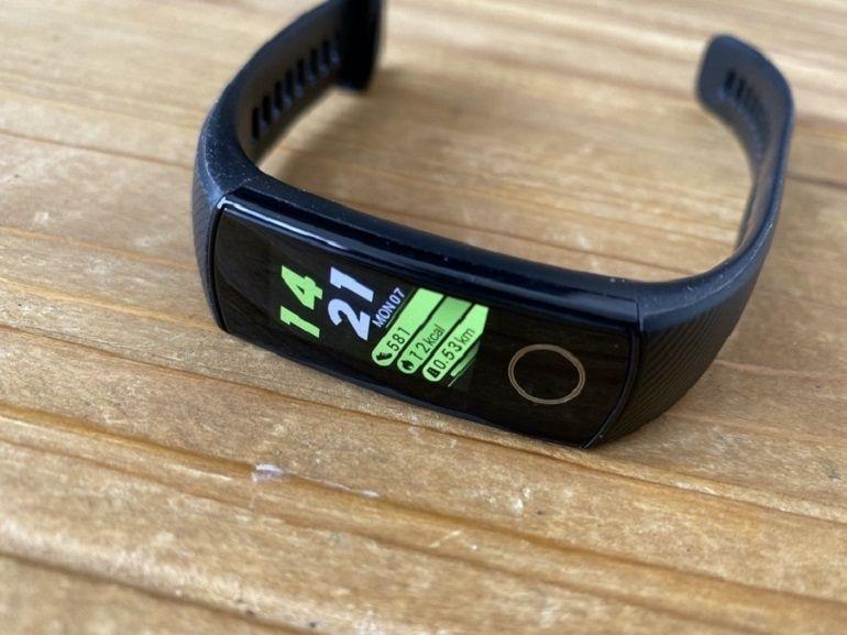Test - Honor Band 5 : un bracelet complet et abordable