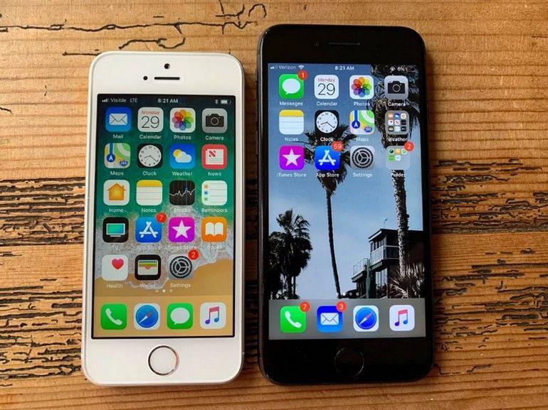 Un iPhone SE 2 d'entrée de gamme serait en approche