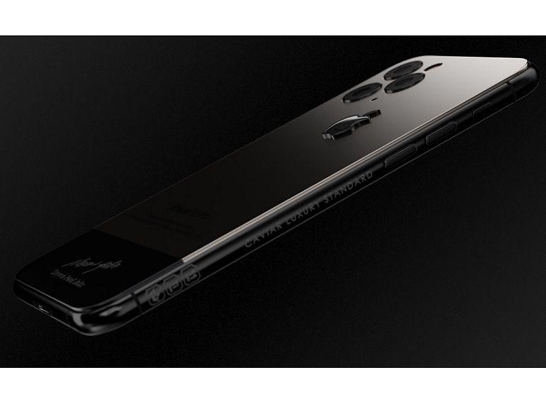 Cette édition spéciale de l'iPhone 11 Pro contiendrait un bout du pull de Steve Jobs