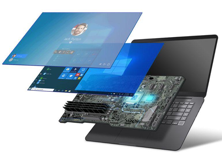 Microsoft présente plusieurs PC avec une protection anti-piratage renforcée