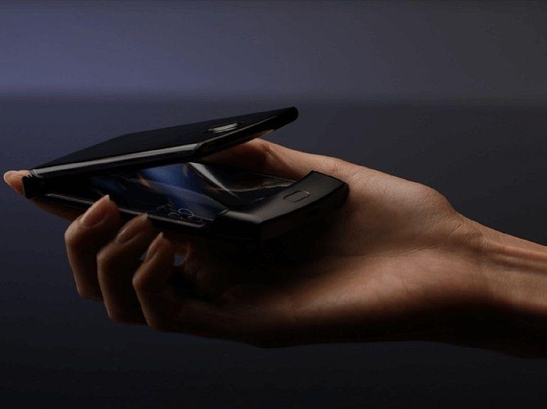 Motorola Razr : date de présentation officielle et premières images du smartphone pliable