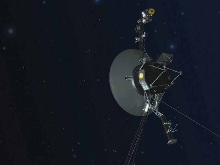 40 ans après son lancement, la sonde Voyager 2 a quitté le système solaire